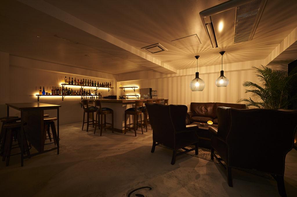 Grand Bleu Gamin Bar