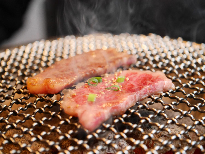 宮古牛の焼肉