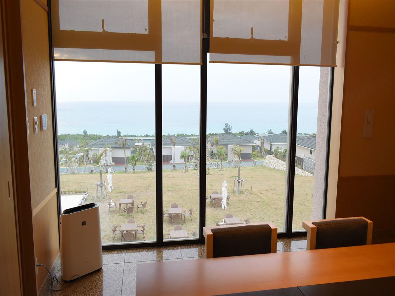 シーウッドホテル 吉祥からの眺め_R