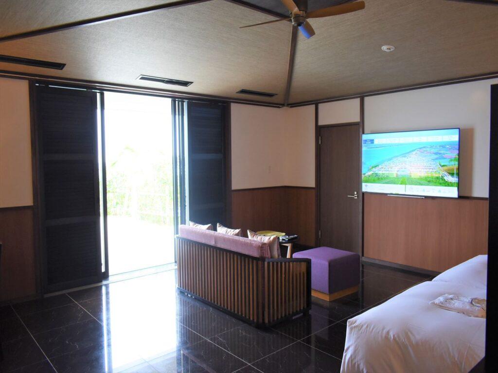シーウッドホテル 客室雰囲気