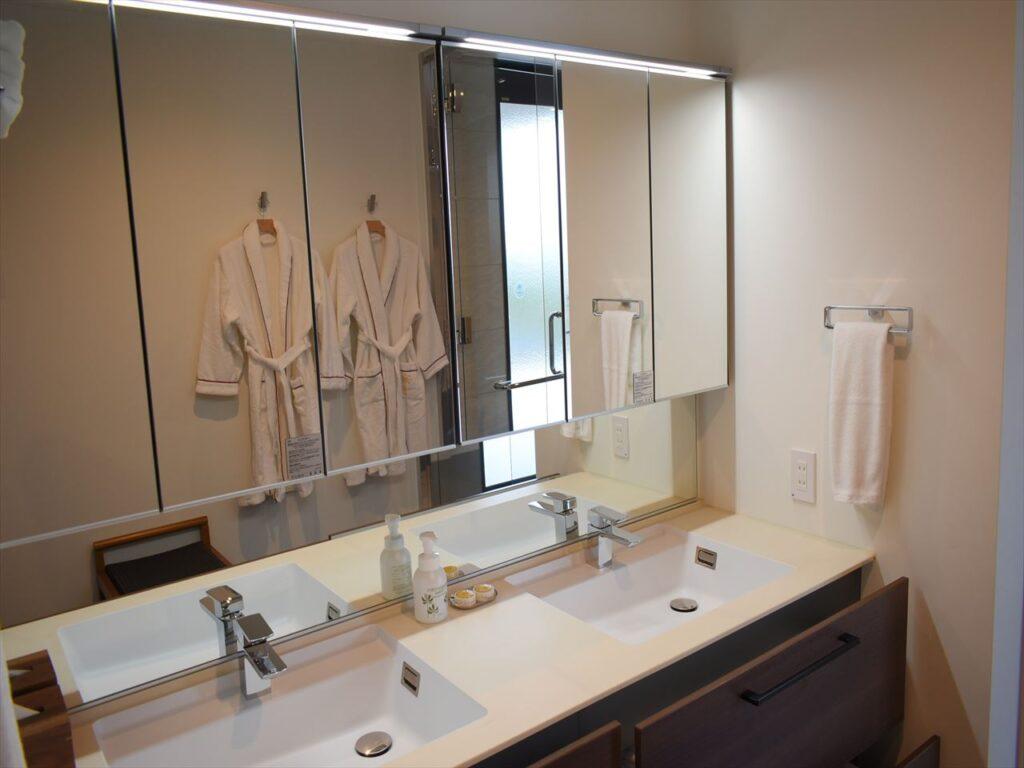 シーウッドホテル 洗面所_R