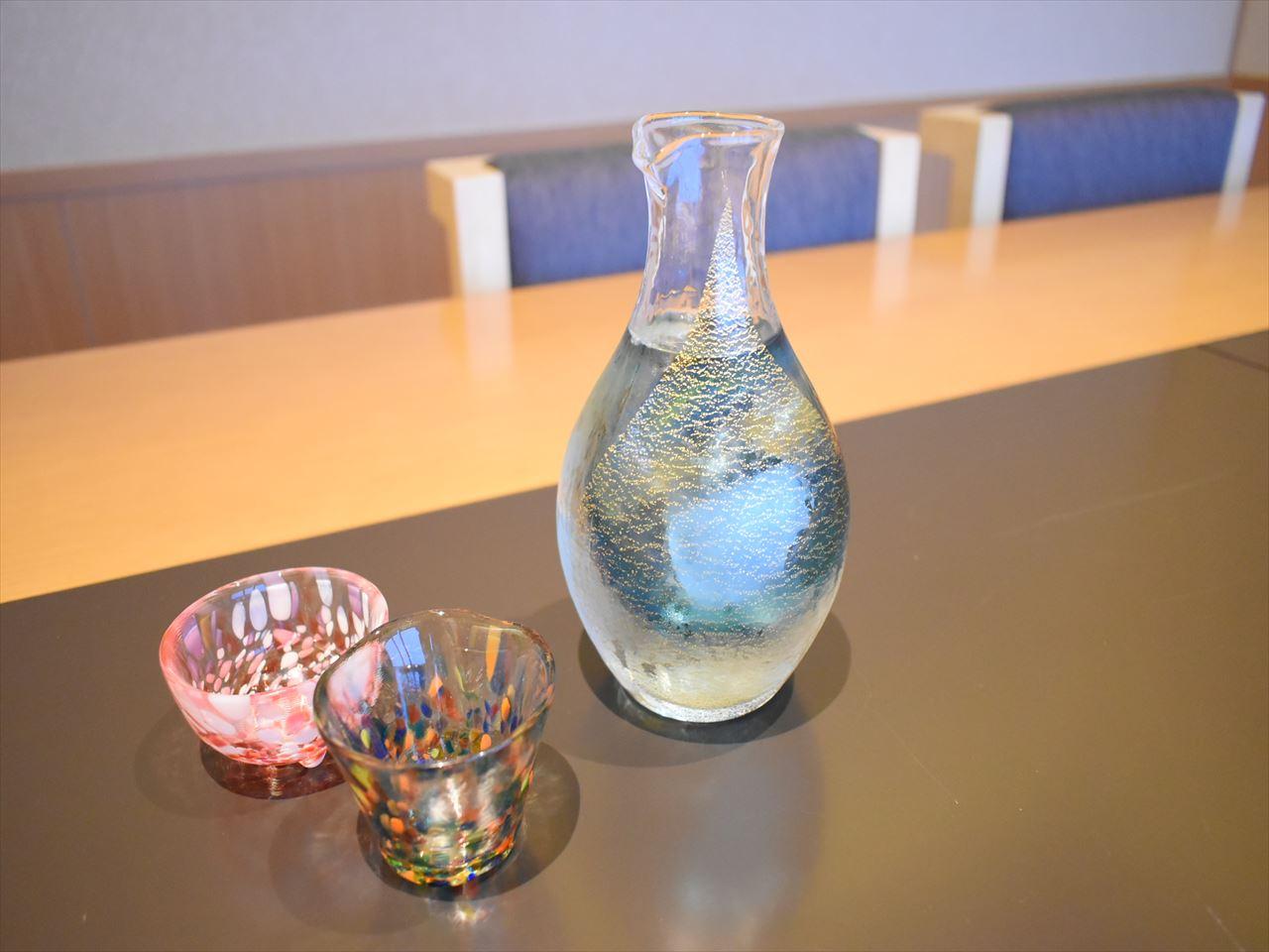 シーウッドホテル 吉祥日本酒