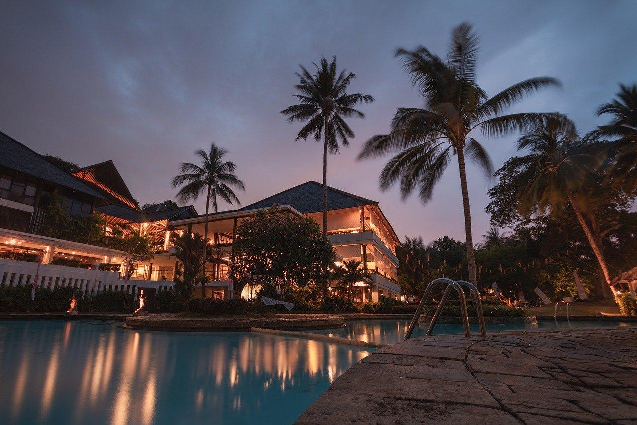 高級ホテルのイメージ写真