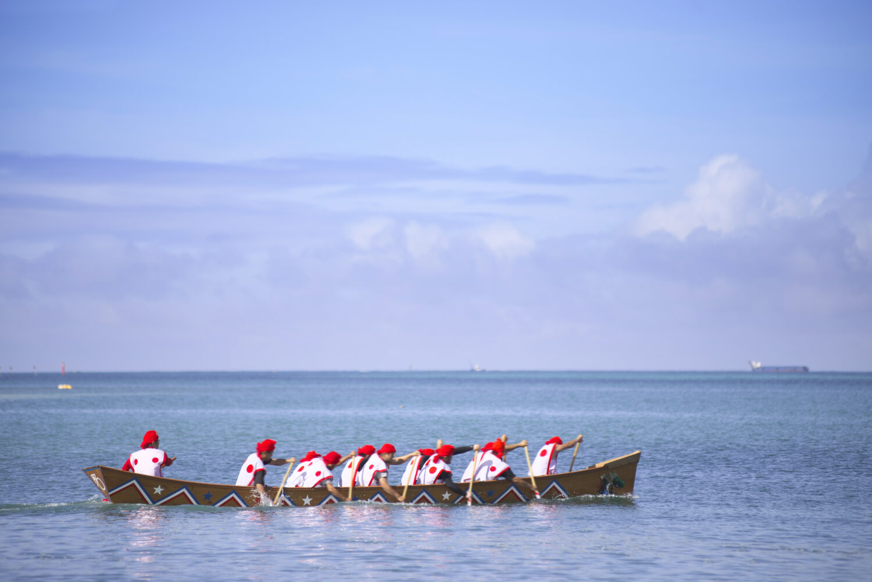 梅雨明け前に開催される沖縄の伝統行事の一つ