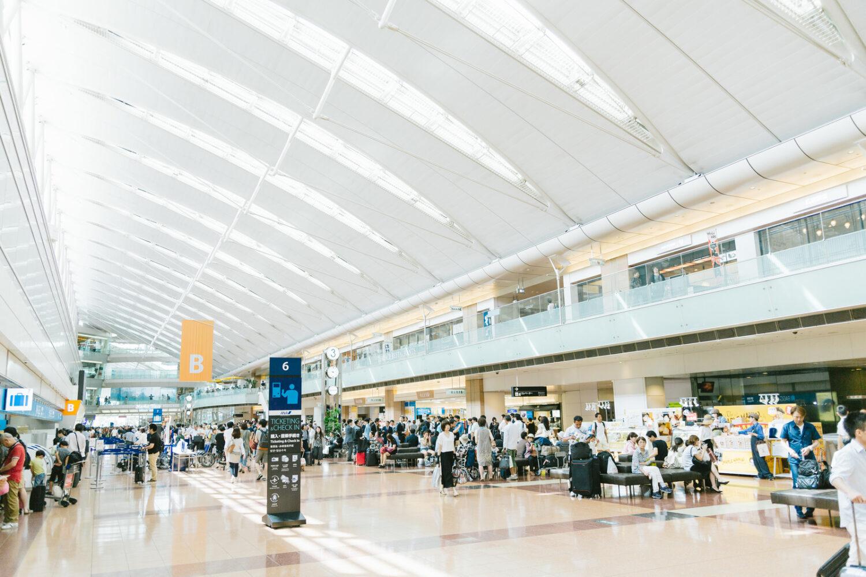 羽田空港第2ターミナル