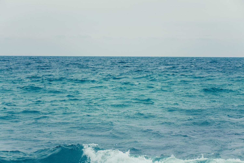冬の海のイメージ