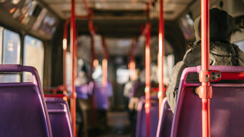 バスのイメージ写真