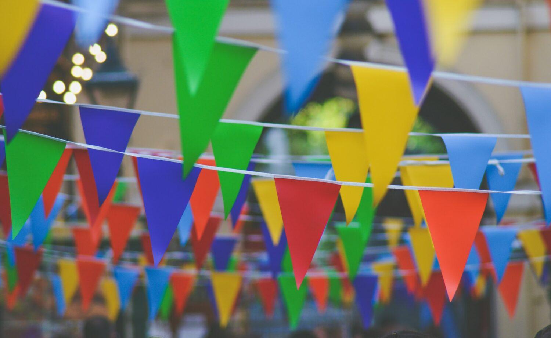 お祭りのイメージ
