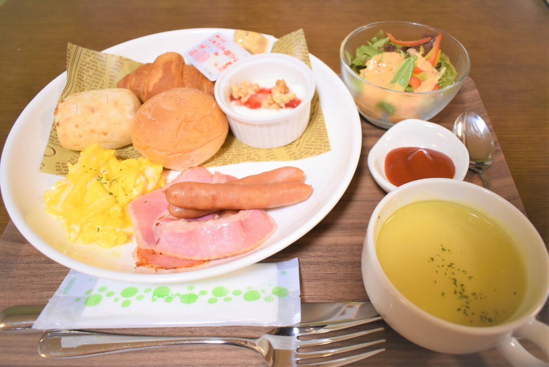 ブルーコーブテラス 朝食