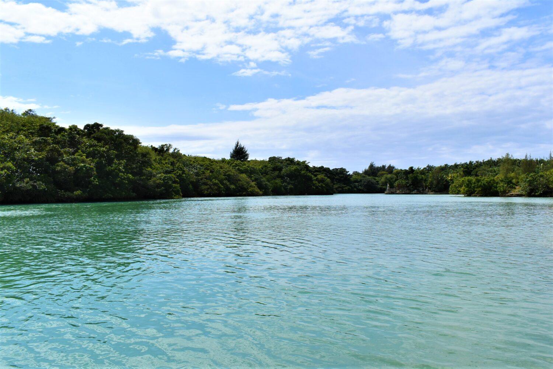 Lagoon Villa龍星 直接海に下りられる