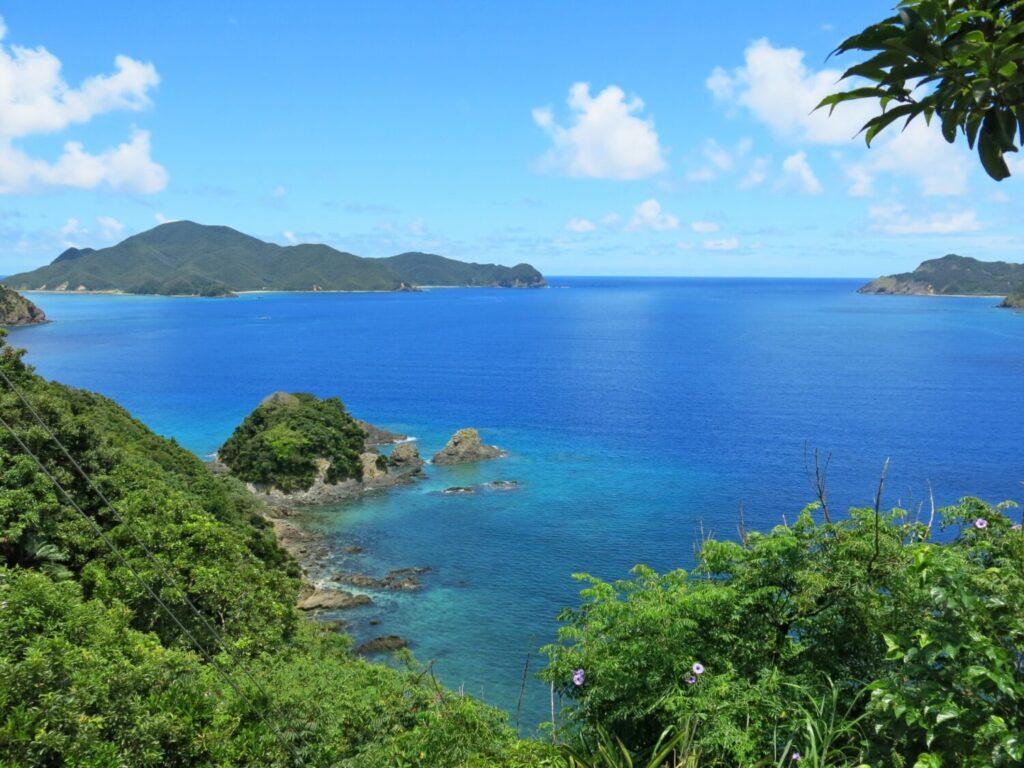 奄美大島は何県 海と山