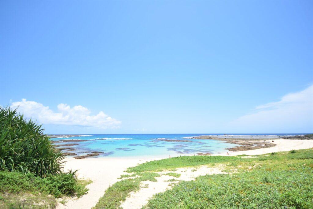 奄美大島 土盛海岸