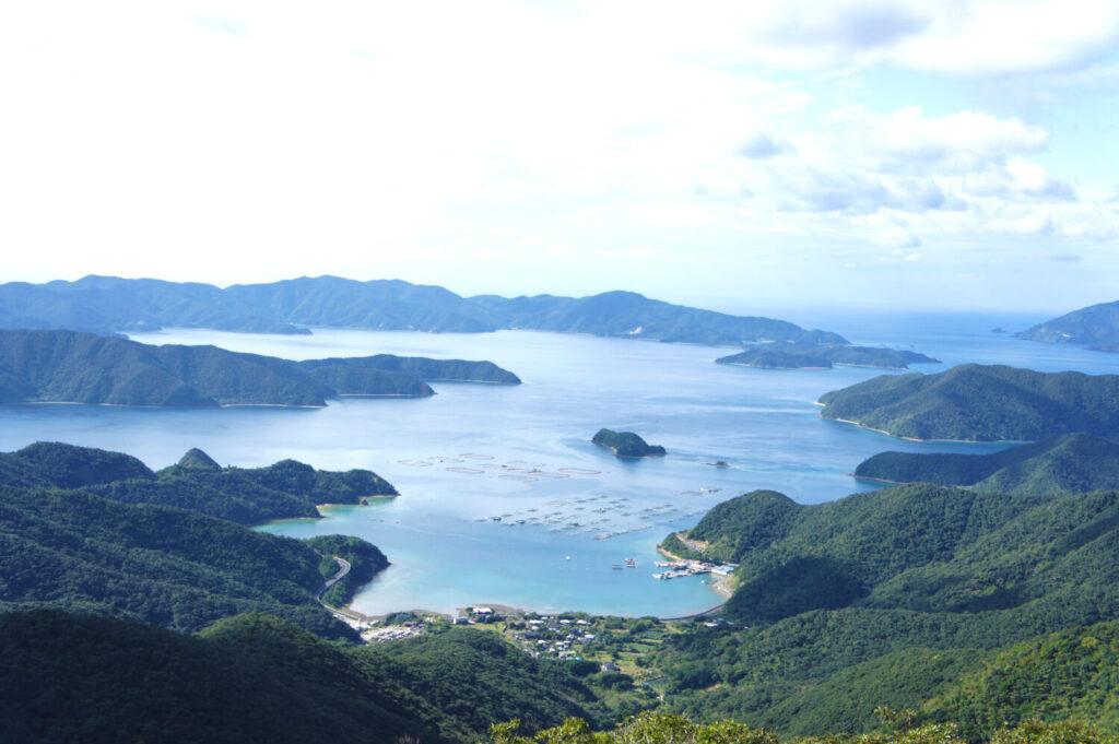 加計呂麻島 大島海峡